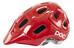 POC Trabec Helmet bohrium red